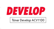 Develop Tóner negro ACV11D0 TN-626K