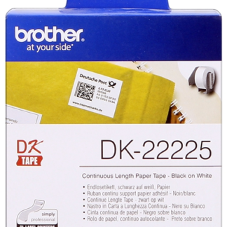 BROTHER CINTA PAPEL BLANC 38mm