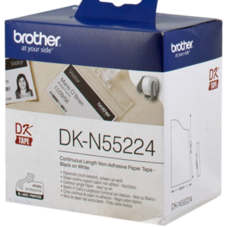 Brother Cinta Papel Termico 54mm X 30,48mm
